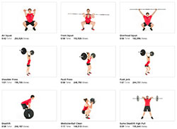 Crossfit Workouts List Kettlebell 1hbztphd